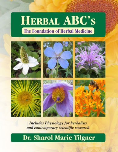 Front Cover of the Herbal ABCs book