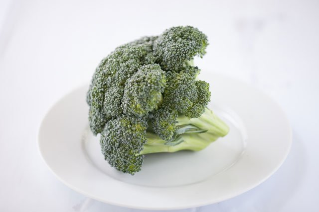 Detoxing With Broccoli.