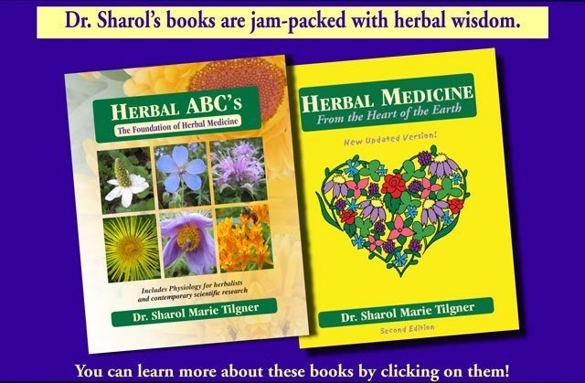A link to learn more about Dr. Sharol Tilgner's books.