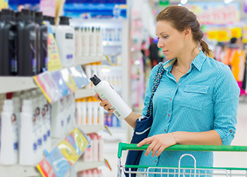 Read Labels For Triclosan