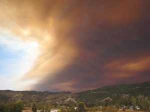 Protecting Lungs From Wildfire Smoke