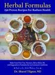 Herbal Formulas Book Front Cover